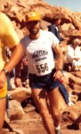 1978 PW Running up Pikes Pk 2